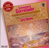 SCHOENBERG - Ozawa - Gurrelieder