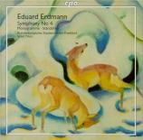 ERDMANN - Yinon - Symphonie n°4 op.20