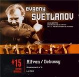 ALFVEN - Svetlanov - Symphonie n°4 op.39