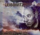 BEETHOVEN - Leibowitz - Symphonie n°5 op.67