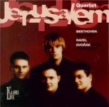 BEETHOVEN - Jerusalem Quart - Quatuor à cordes n°6 op.18-6