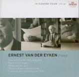VAN DER EYKEN - Szücs - Quatuor à cordes n°2