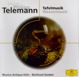 TELEMANN - Goebel - Ouverture en do majeur TWV 55:C3 'Wassermusik'