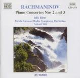 RACHMANINOV - Biret - Concerto pour piano n°2 en ut mineur op.18