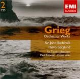 GRIEG - Barbirolli - Danses norvégiennes op.35
