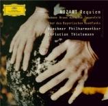 MOZART - Thielemann - Requiem pour solistes, chœur et orchestre en ré mi