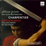 CHARPENTIER - Christie - Judicium Salomonis H.422