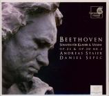 BEETHOVEN - Staier - Sonate pour violon et piano n°4 op.23