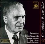 BEETHOVEN - Walter - Missa solemnis op.123