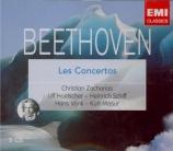 BEETHOVEN - Zacharias - Triple concerto pour piano, violon et violoncell