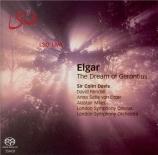 ELGAR - Davis - The dream of Gerontius op.38