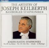 HAYDN - Keilberth - Symphonie n°85 en la majeur Hob.I:85 'La reine'