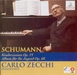 SCHUMANN - Zecchi - Kinderszenen (Scènes d'enfants), treize pièces pour