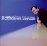 SCHUMANN - Aimard - Études symphoniques, pour piano op.13