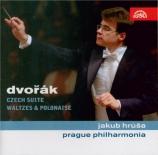 DVORAK - Hrusa - Suite tchèque, pour orchestre en ré majeur op.39 B.93