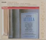 VERDI - Gardelli - Attila, opéra en trois actes