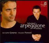 SCHUBERT - Queyras - Sonate pour piano et arpeggione (ou violoncelle) en
