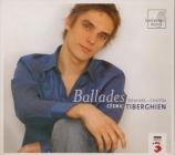 BRAHMS - Tiberghien - Ballade pour piano n°1 en ré mineur op.10 n°1