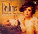BRAHMS - Chamber Choir o - Achtzehn Liebeslieder-Walzer, dix-huit valses