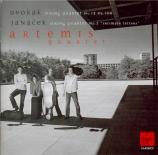 DVORAK - Artemis Quartet - Quatuor à cordes n°13 en sol majeur op.106 B