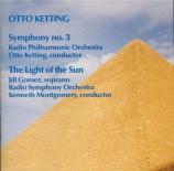 KETTING - Ketting - Symphonie n°3