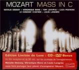 MOZART - Langrée - Messe en ut mineur, pour solistes, chœur et orchestre + DVD