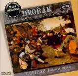 DVORAK - Kertesz - Symphonie n°8 en sol majeur op.88 B.163