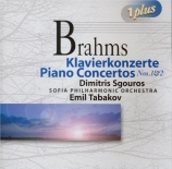 BRAHMS - Tabakov - Concerto pour piano n°1 op.15