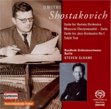 CHOSTAKOVITCH - Sloane - Suite pour orchestre de jazz n°1 op.38b