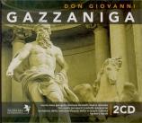 GAZZANIGA - Handt - Don Giovanni