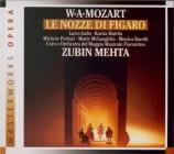 MOZART - Mehta - Le nozze di Figaro (Les noces de Figaro), opéra bouffe