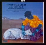 VILLA-LOBOS - St. Clair - Symphonie n°2 'Ascençao'