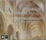 Complete Cantatas Vol.22