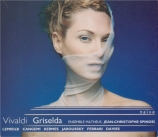 VIVALDI - Spinosi - Griselda, opéra en 3 actes RV.718