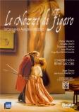 MOZART - Jacobs - Le nozze di Figaro (Les noces de Figaro), opéra bouffe