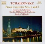 TCHAIKOVSKY - Scherbakov - Concerto pour piano n°1 en si bémol mineur op