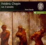 CHOPIN - Barda - Sonate pour piano n°1 en do mineur op.4