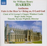 HARRIS - Byram-Wigfield - Anthems