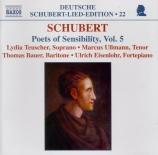 Vol.22 : Poets of sensibility Vol.5