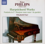 PHILIPS - Farr - Oeuvres pour clavier