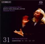 Cantatas Vol.31
