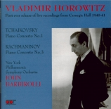First ever release of live recordings from Carnegie Hall 1940-1941
