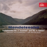 MENDELSSOHN-BARTHOLDY - Belohlavek - Symphonie n°3 op.56 'Écossaise'