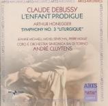 DEBUSSY - Cluytens - L'enfant prodigue, scène lyrique pour soprano, bary