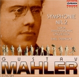 MAHLER - Tabakov - Symphonie n°2 'Resurrection'