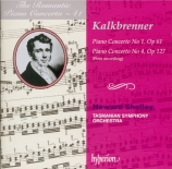 KALKBRENNER - Shelley - Concerto pour piano n°1 op.61