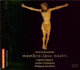 BUXTEHUDE - Katschner - Membra Jesu Nostri, cycle de sept cantates BuxWV