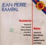 NIELSEN - Rampal - Concerto pour flûte