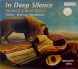 In Deep Silence, modern guitar music