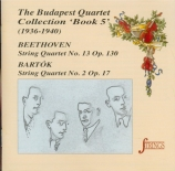 Quatuor N°13 - Quatuor N°2